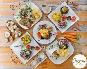 Comida Vegan - Restaurante Vegan Chiado - Organi Chiado