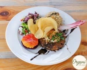 Comida Vegan - Restaurante Vegan - Organi Chiado