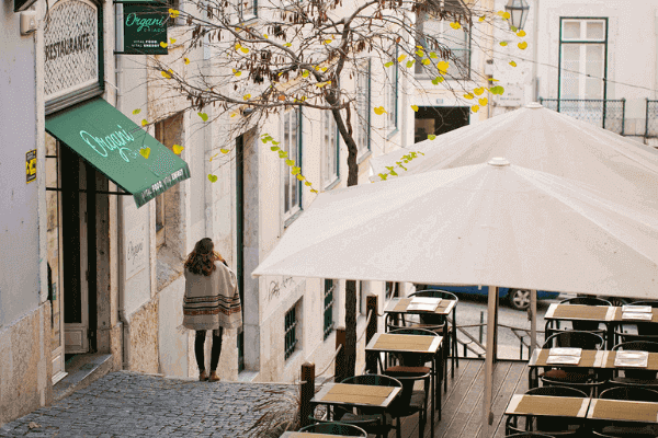 Vegan Restaurants in Lisbon contribute to the most Veg-Friendly city in Portugal